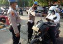 mengoptimalkan pelaksanaan tugas pelayanan, propam Polresta Cirebon Periksa Kelengkapan Personel