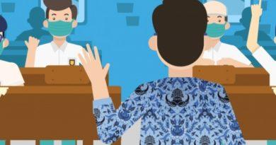 Seluruh Jenjang Sekolah di Kota Depok Resmi Diizinkan PTMT