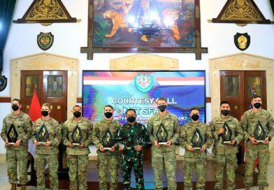 Latihan Bersama Berikan Nilai Positif Bagi TNI AD Dan US Army